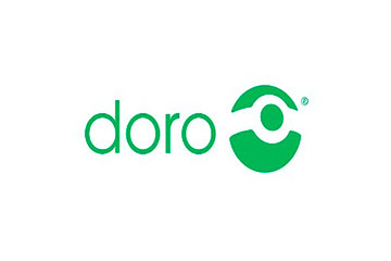 How to enter Doro unlock code
