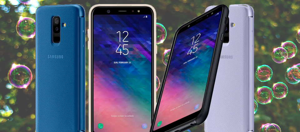 Unlock Samsung Galaxy A6